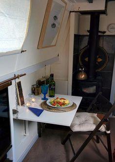 Restored 44' Cruiser Stern with Mooring