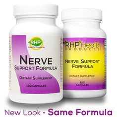 Nerve Support Formula - Breakthrough for Nerves | Real Health Products
