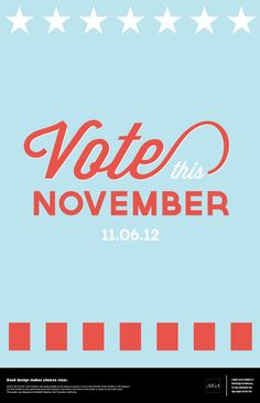14 Best Get Out the Vote Posters | Blog | Social Driver is an Innovation Agency