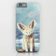 A Fennec's Dream iPhone & iPod Case
