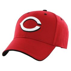 Cincinnati Reds Replica Men s Adjustable Baseball Hat 6592d5180998