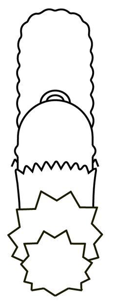 This minimalist Simpsons tattoo looks like a Feynman diagram Bull Tattoos, Taurus Tattoos, Irish Tattoos, Black Tattoos, Zodiac Sign Tattoos, Hair Tattoos, Simpsons Tattoo, Simpsons Art, Homer Simpson