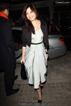 Daisy Lowe Celebrities at the Chiltern Firehouse restaurant in Marylebone for the Prada afterparty http://icelebz.com/events/celebrities_at_the_chiltern_firehouse_restaurant_in_marylebone_for_the_prada_afterparty/photo8.html