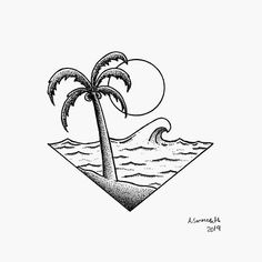 Ink Illustrations, Art Drawings Sketches, Cool Easy Drawings, Art Deco Logo, Circle Drawing, Alien Tattoo, Doodle Art Drawing, Disney Tattoos, Art Journal Inspiration