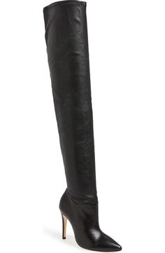 Alice + Olivia 'Dae' Over the Knee Boot