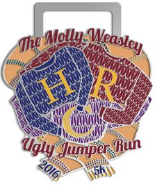 Hogwarts Running Club is proud to present our first event of 2016: The Molly Weasley Ugly Jumper Run! Our third year begins with the warmth and love of the wizarding world's most embarrassing apparel. Your participation will also bring warmth and love to others as the proceeds from this race will go to support One Warm Coat and their mission to provide anyone in need with a warm coat, free of charge. Your support will help their efforts organi...