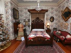 Milford's Historic Victorian Mansion, Promont