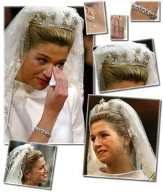 Jewels of Princess Maxima of the Netherlands