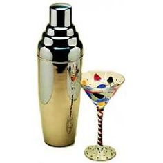 Megatini Mega Martini Cocktail Shaker