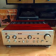 Luxman l550 amplifier a class stereovintage