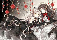 #anime art #anime girls