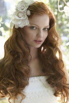 Weddbook ♥ cute wedding hair