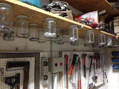 para guardar miudezas, ferramentas, upcycling!