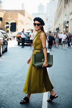 NYFW | Street Style SS 2017 | @KatyaGuseinova