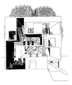 Well, you would get your exercise each day!   MVRDV | Double house | 1997