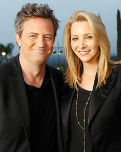 Matthew Perry, Lisa Kudrow Wish Friends Had Never Ended 072913