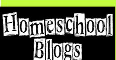 13 Homeschool Blogs you should be reading - The best home school blogs to encourage and inspire you.