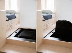 A Tiny But Cool Short-Term Rental Apartment in Sydney, Australia