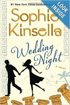 Wedding Night: A Novel: Sophie Kinsella: 9780812993844: Amazon.com: Books