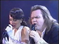 ▶ Meat Loaf Anything for love grand gala du Disc 1993 - YouTube