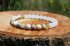 How To Measure Yourself, White Jade, Crystal Meanings, Quartz Crystal, Opal, How Are You Feeling, Just For You, Beaded Bracelets, Gemstones