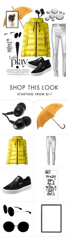 """Drops of Mercury"" by elder-baby ❤ liked on Polyvore featuring Skullcandy, Hermès, Moncler, Étoile Isabel Marant, Casetify, Miu Miu and Bomedo"
