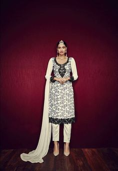 Be classy with our Indian #Embroidered #Designerwear at threadsnhues.com