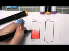 Blending Copic Markers by Baylee Creations - such a great tutorial!
