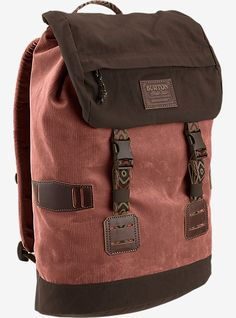 Burton Tinder Backpack | Burton Snowboards Fall 16