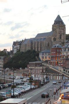 Le Tréport - France
