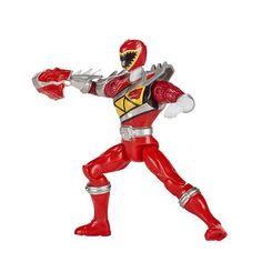 Power Rangers Dino Super Charge - Dino Steel Red Ranger $9.99  #