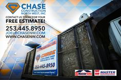 We offer free estimates! http://www.chasenw.com/quick-estimate-form/