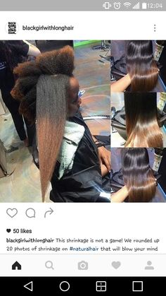 Because shrinkage is real