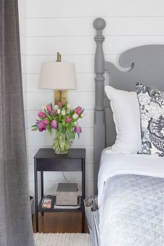 Spring is right around the corner! Refresh your bedroom with Driven by Décor's inspiring organization and décor tips.