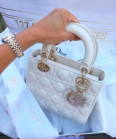 Dior Beauty and Makeup Accessories fashion, dior, and girl Luxury Purses, Luxury Bags, Luxury Handbags, Fashion Handbags, Purses And Handbags, Fashion Bags, Dior Handbags, Dior Bags, Style Fashion