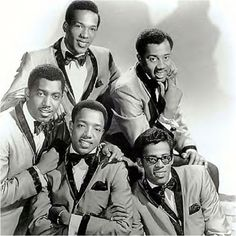 Temptations the Original Dream Team...