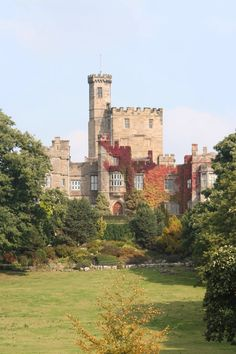 "somedesignk:  ""Hornby Castle, Lady Katherine de Banastre, Baroness of Harrington on We Heart It.  """