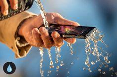 Intelligente, elegante, resistente Sony #XperiaZ