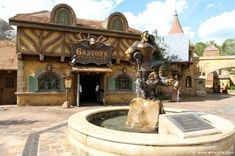 Gaston's Tavern in Belle's Village