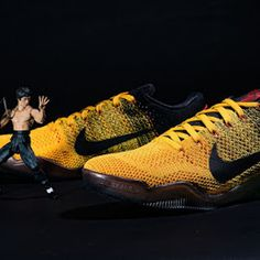 the best attitude 8caa6 bc6ce nike kobe 11 elite low bruce lee release dates thumb