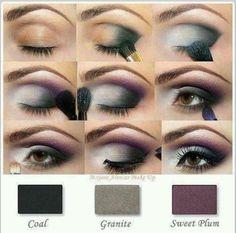 mary kay eye makeup tutorial | Mary Kay mineral eye shadow! | MaryKay