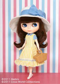 AmiAmi [Character & Hobby Shop] | Shop Limited Neo Blythe - Petit Dejeuner Champs Elysees Regular Size Complete Doll()