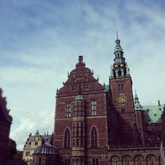 shvibziks Frederiksborg Palace #architecture #castle #palace #beautiful #pretty #instagood #denmark #danish #Frederiksborg #hillerød