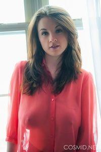 Emily Borns Sheer Shirt
