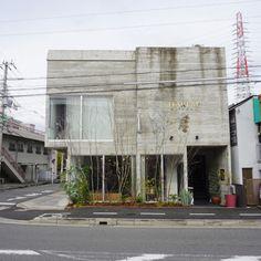 ワークス Modern Japanese Architecture, Garage Doors, Outdoor Decor, Green, Home Decor, Decoration Home, Room Decor, Home Interior Design, Carriage Doors