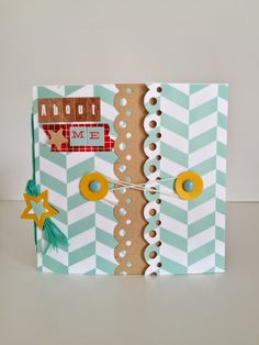 scrapbooking, cardmaking, scrap, tutorial, aj, project life, card