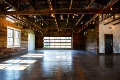 Wedding venue in Dallas. The Union on Eighth *4950 Probably best for a guest list 150 or below