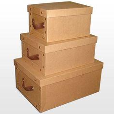 Cajas para pisco y o vino e imoresion otros servicios - Cajas grandes de carton decoradas ...