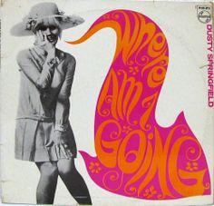 DUSTY SPRINGFIELD / WHERE AM I GOING (LP)UKオリジナル・MONO盤
