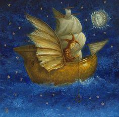 "Jake Baddeley                                         ""Night fishing"""